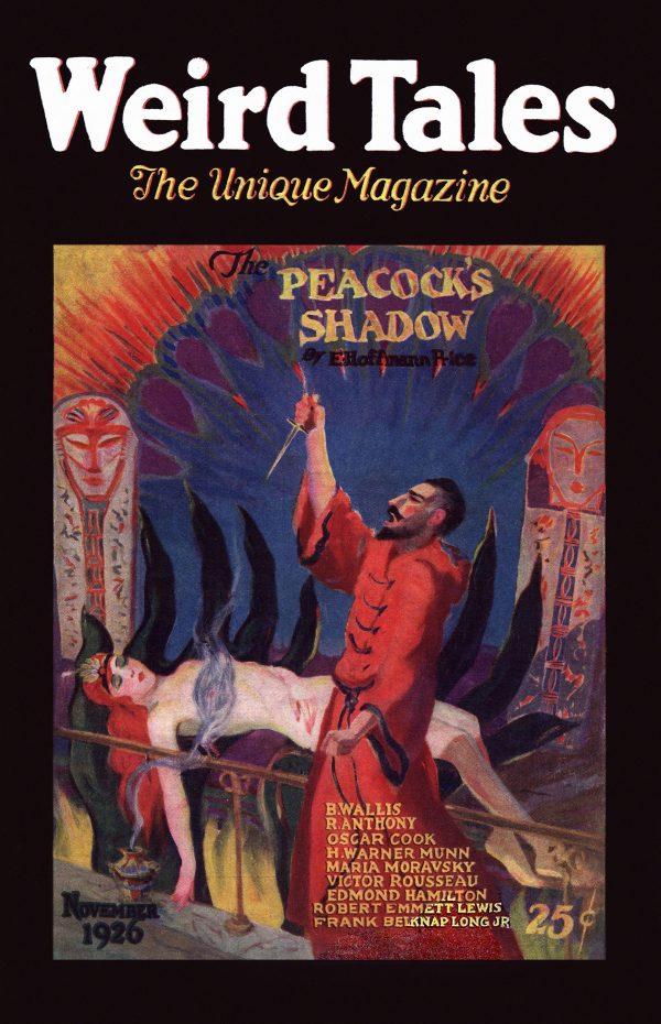 Weird Tales, November 1926
