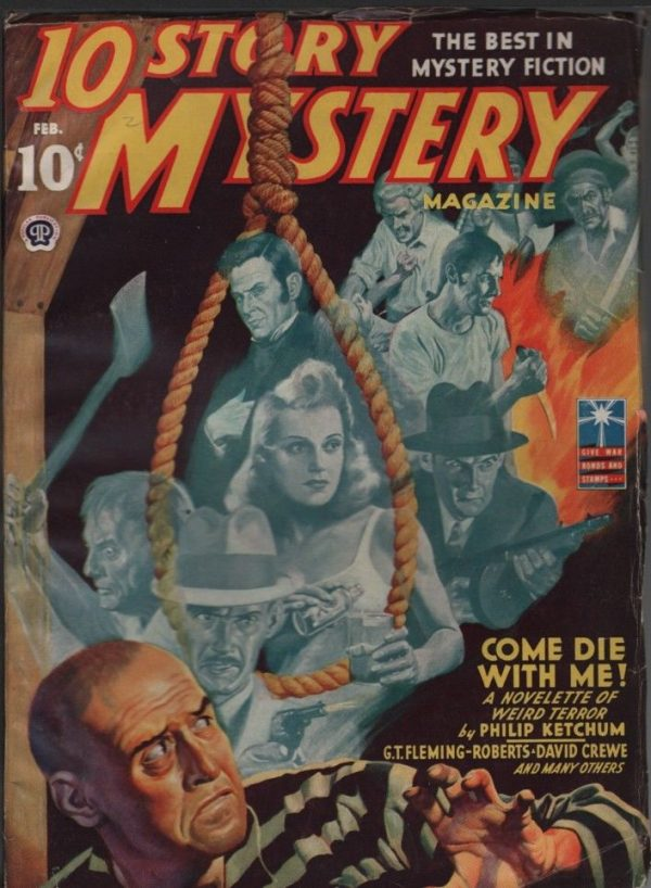 10 Story Mystery 1943 February