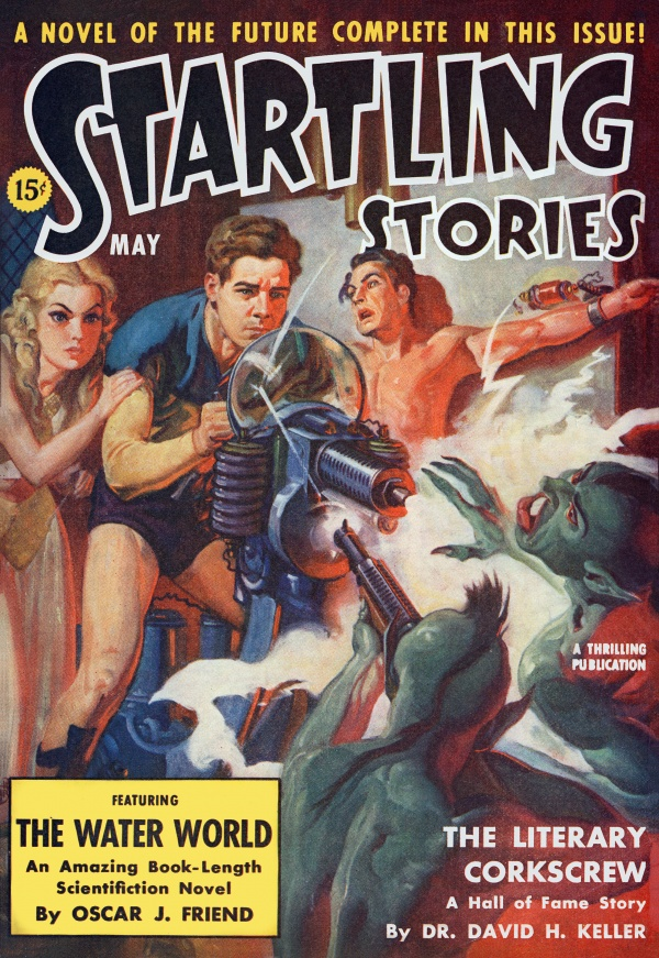 Startling Stories, May 1941