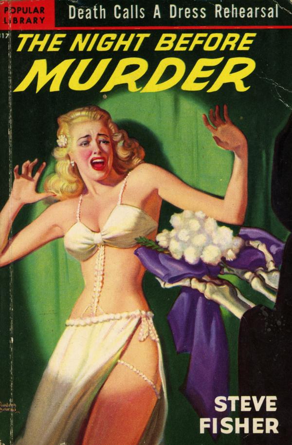 Popular Library #317 1951