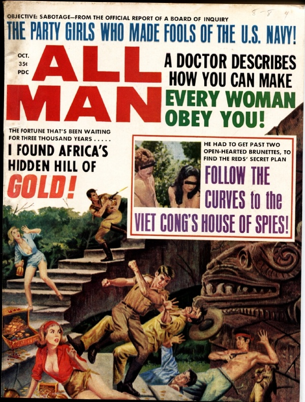 All Man October 1966