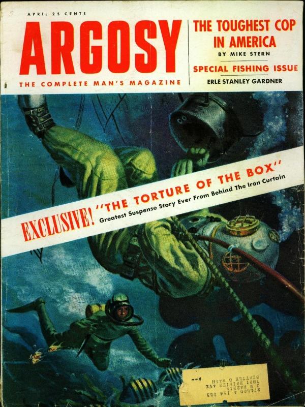 Argosy April 1955
