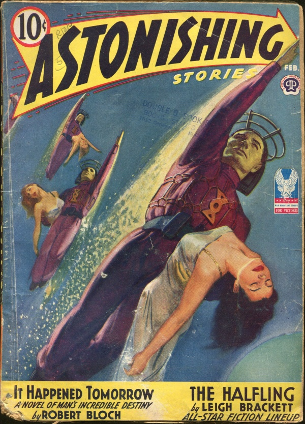 Astonishing Stories February 1943