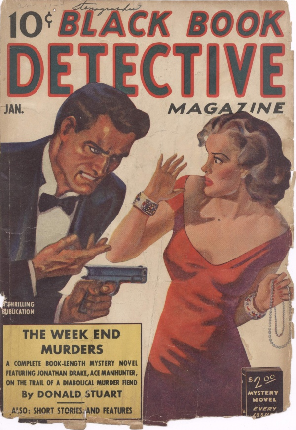 Black Book Detective January 1939