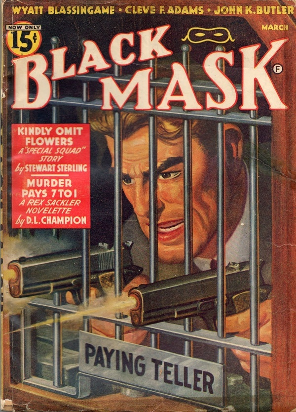 Black Mask March 1942