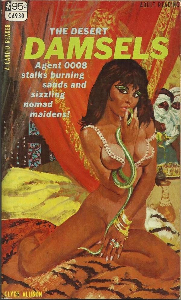 Candid Reader #CA-930 1968