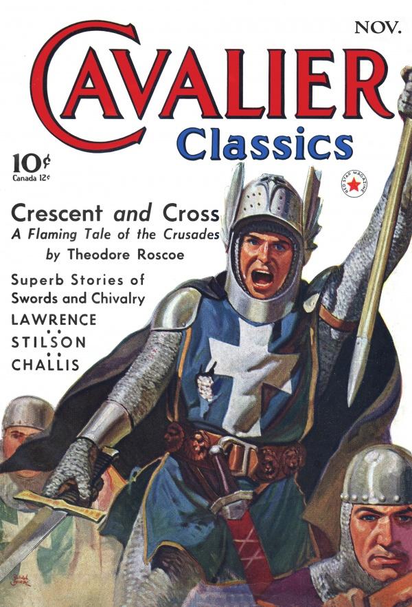 Cavalier Classics November 1940