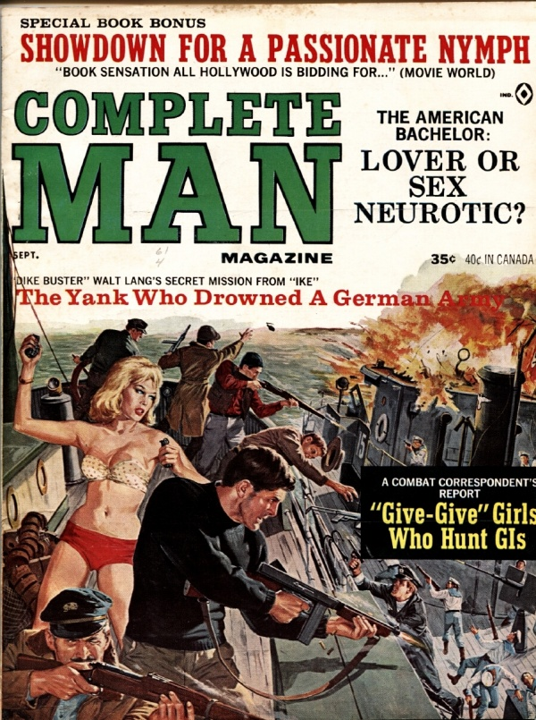 Complete Man September 1965