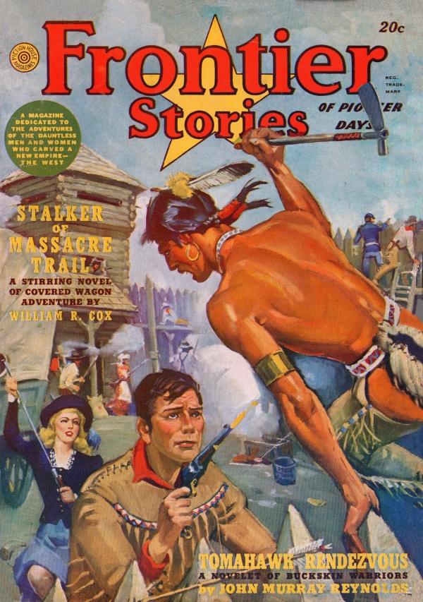 Frontier Stories 1942-Summer