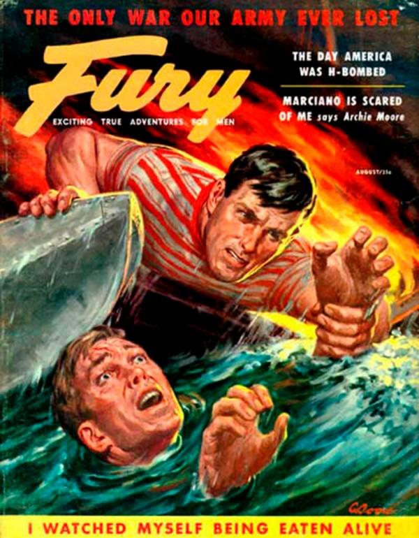 Fury August 1955