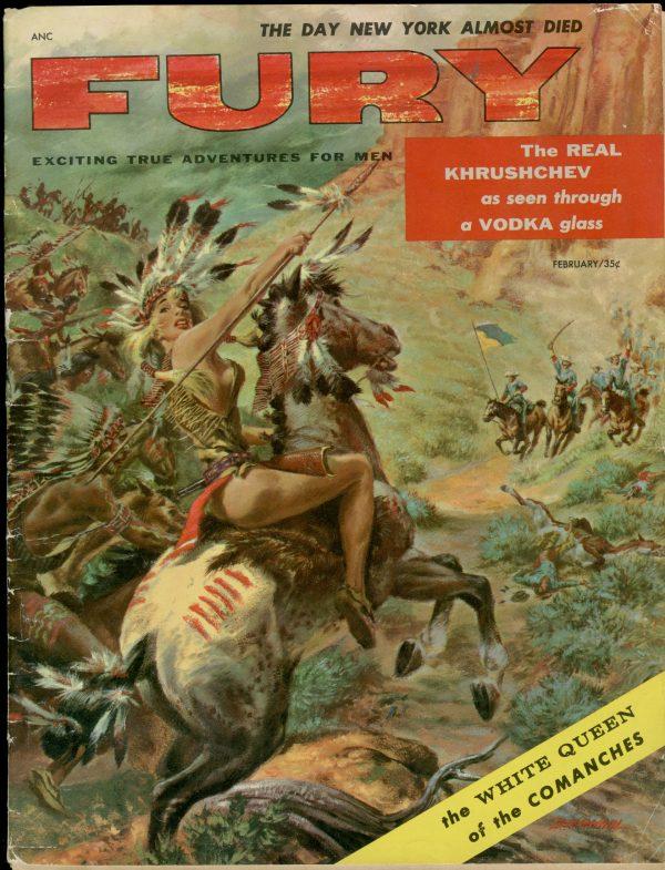 Fury - February 1957