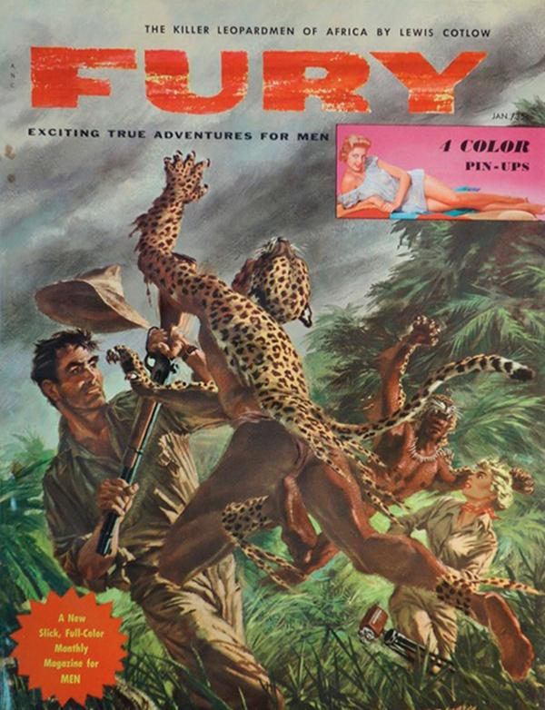 Fury January 1957