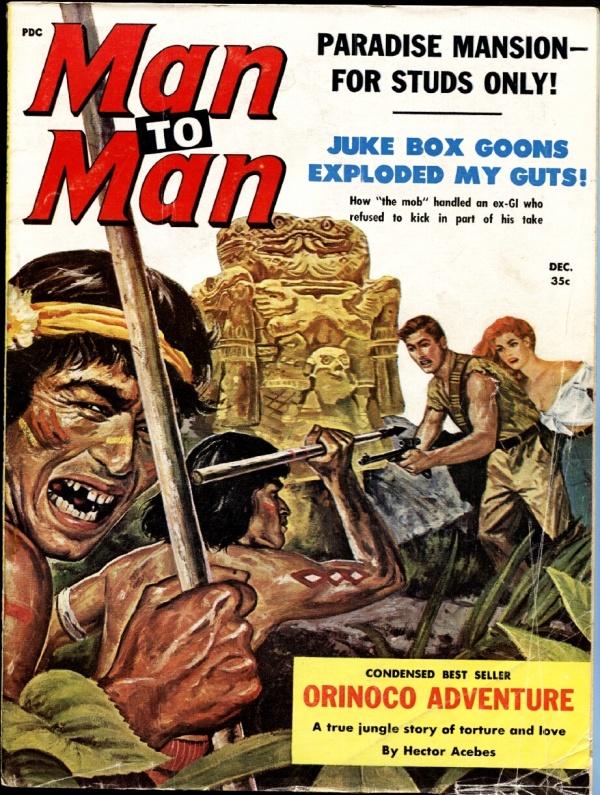 Man To Man December 1959