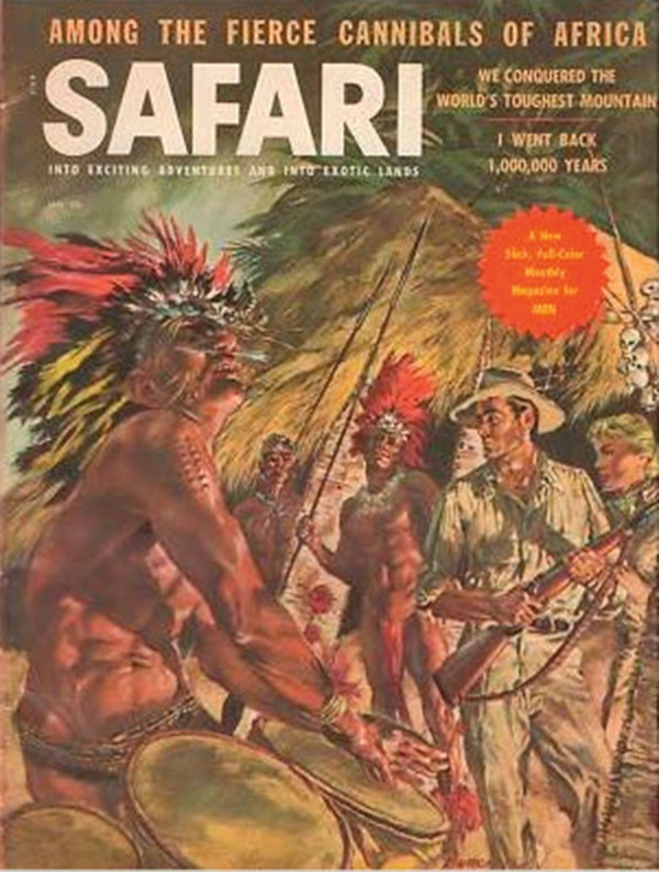 Safari January 1957