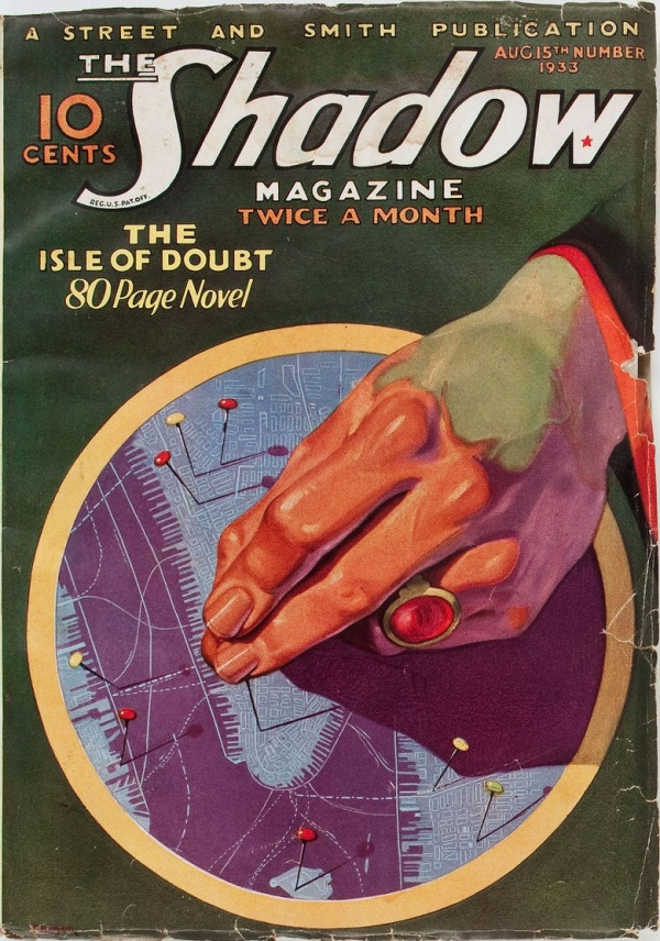 Shadow August 15 1933