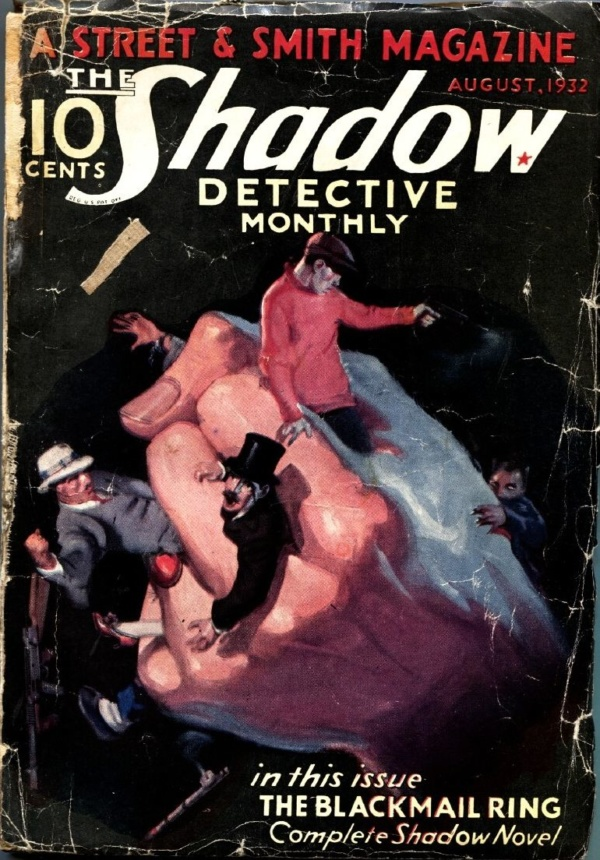 Shadow August 1932