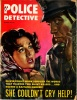 She Couldn't Cry Help!, Police Detective December 1953 thumbnail
