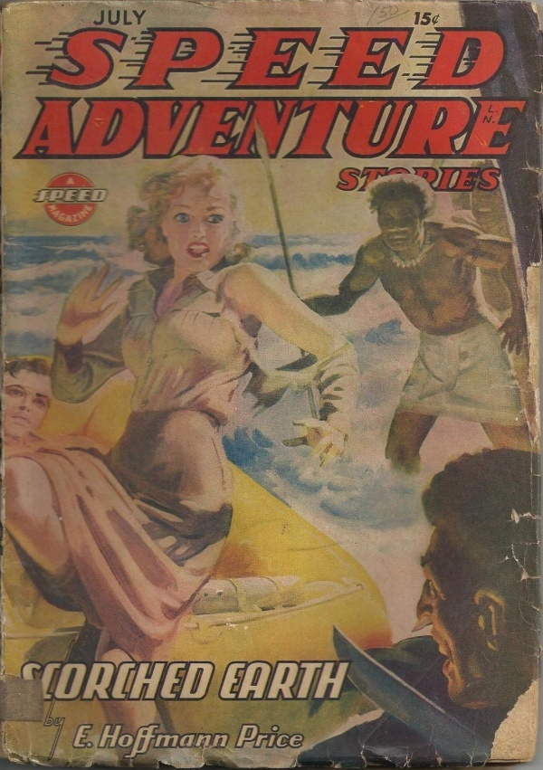 Speed Adventure July 1944