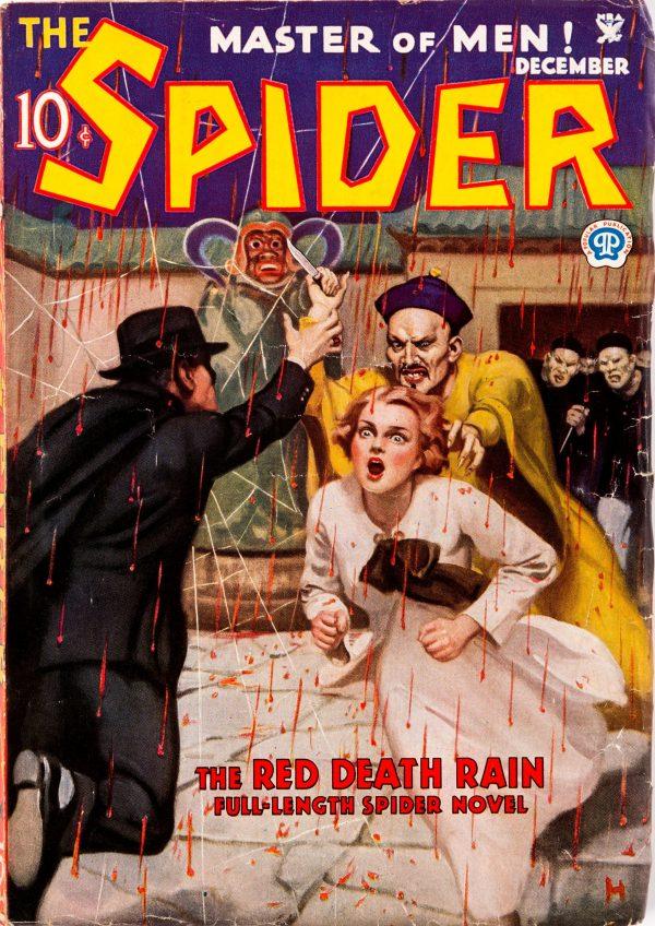 Spider - December 1934