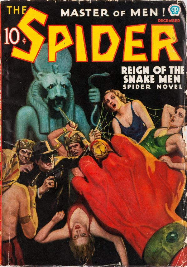 Spider - December 1936