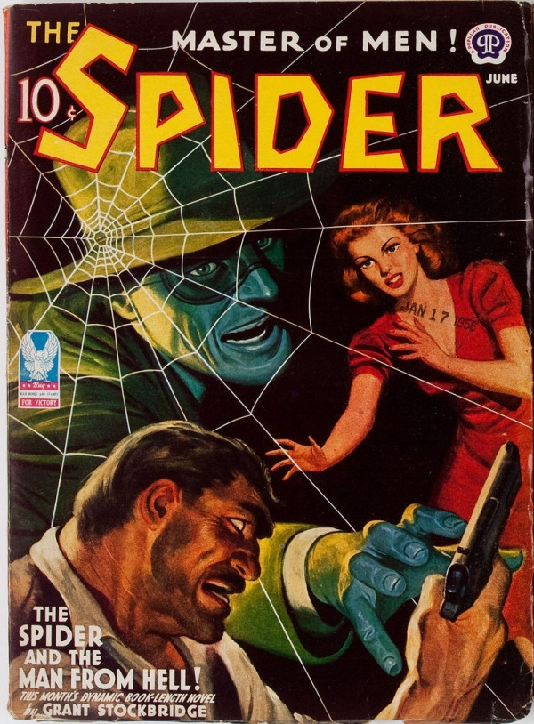The Spider June 1943