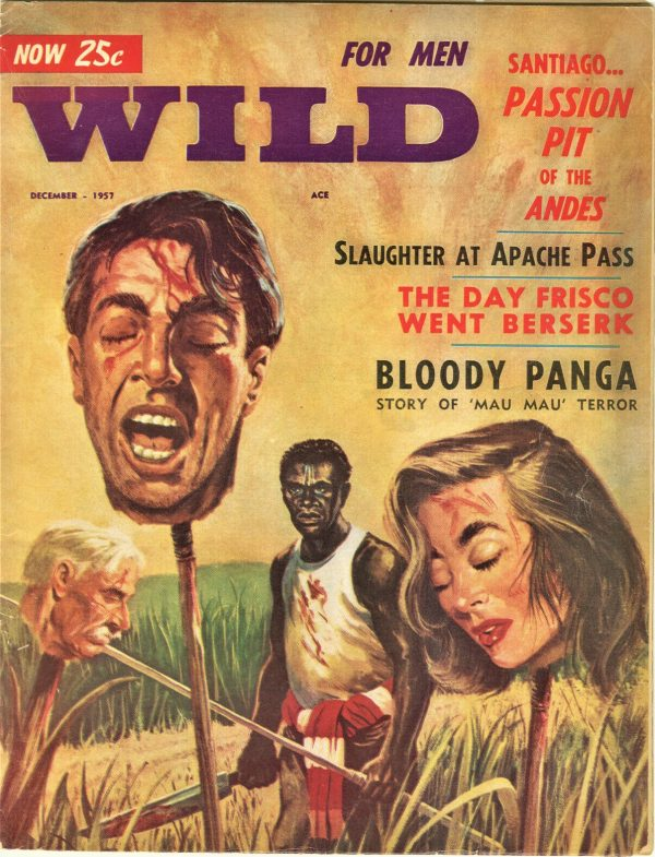 Wild Magazine December 1957