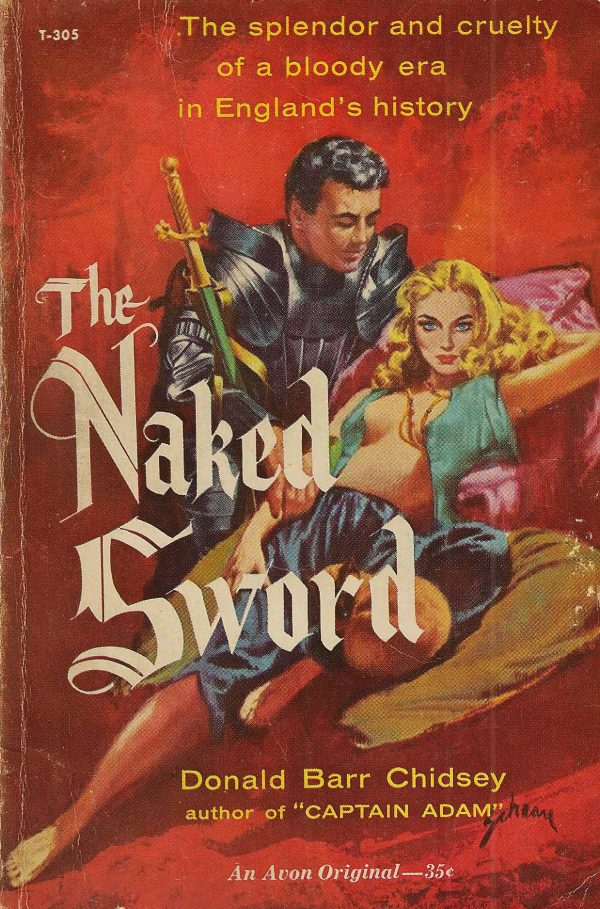 5368065850-avon-books-t-305-donald-barr-chidsey-the-naked-sword