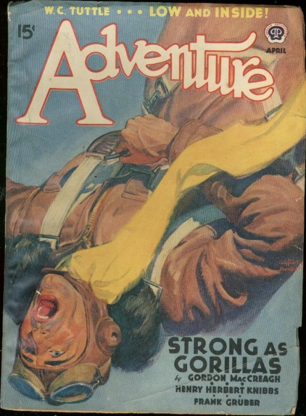 Adventure April 1940