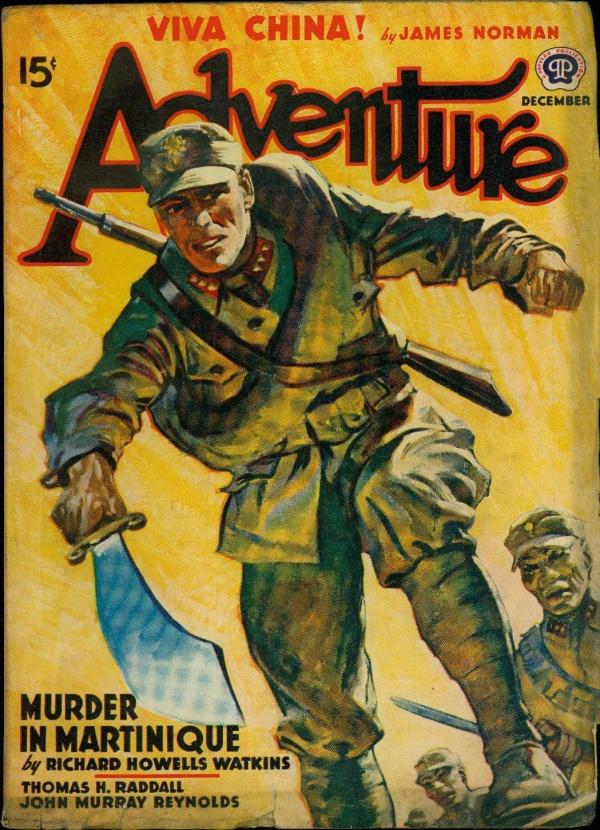 Adventure December 1941