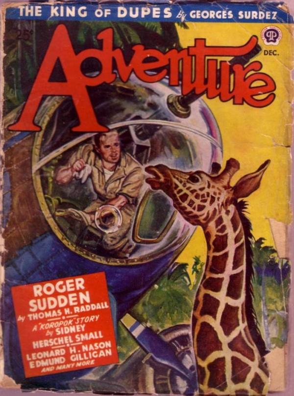 Adventure December 1944