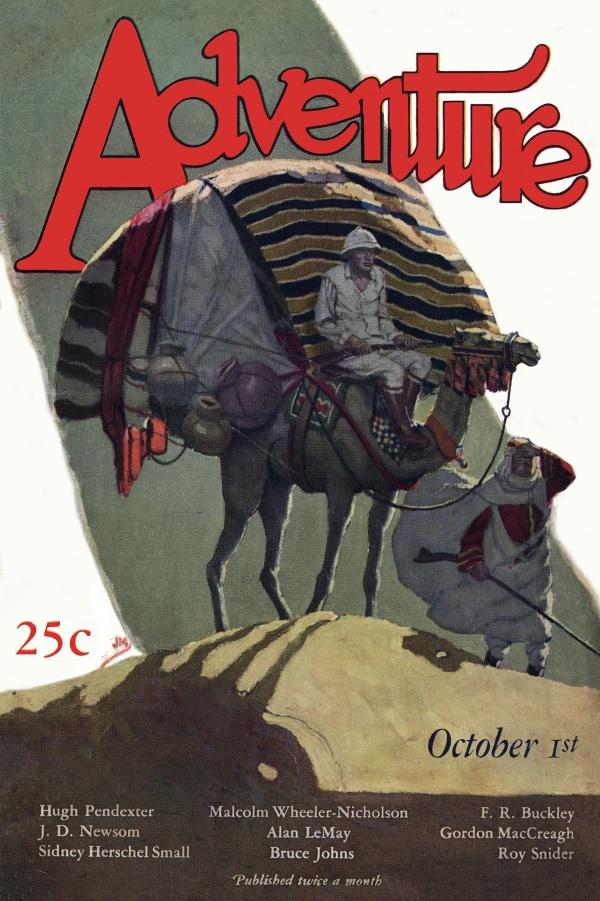 Adventure October 1, 1927