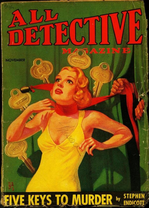 All Detective November 1934