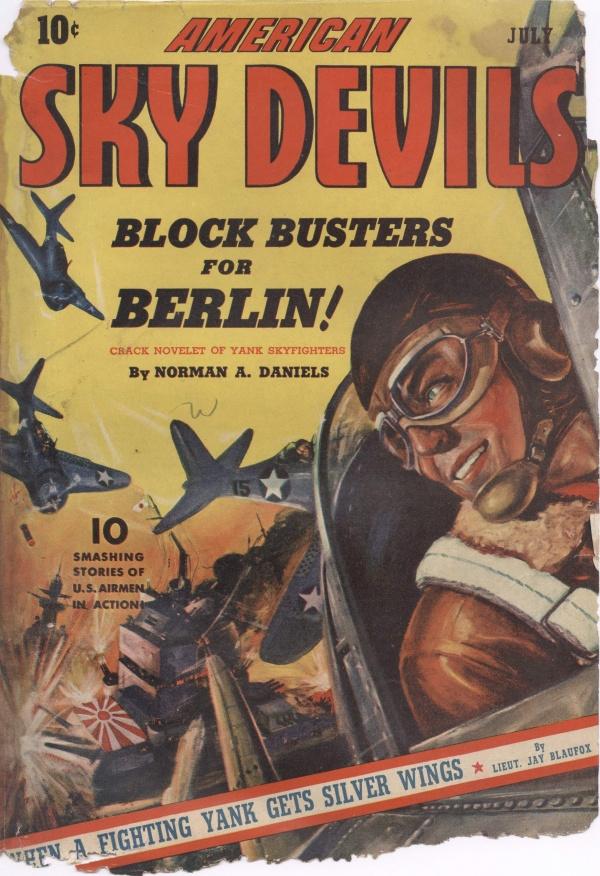 American Sky Devils July 1943