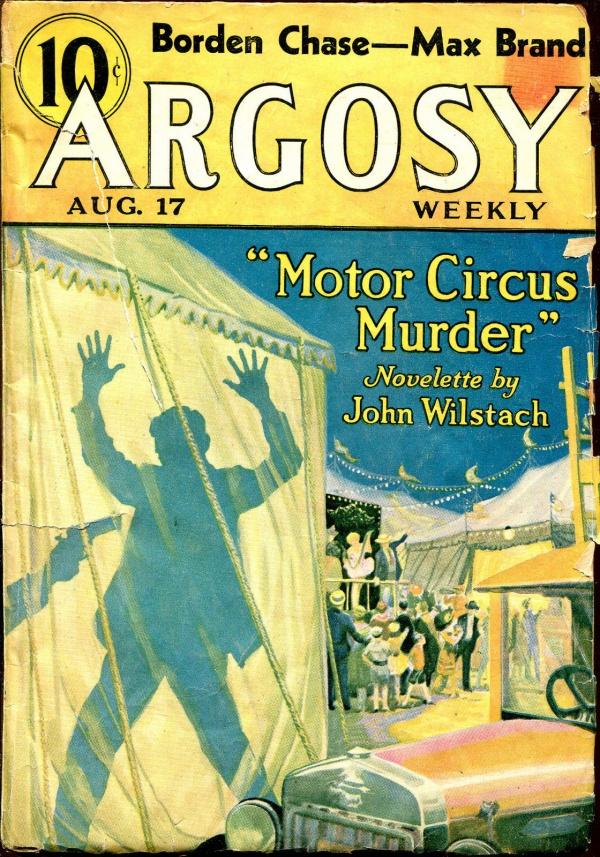Argosy August 17, 1935