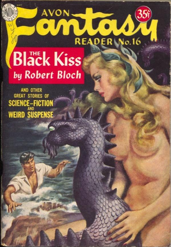 Avon Fantasy Reader Issue #16 1951