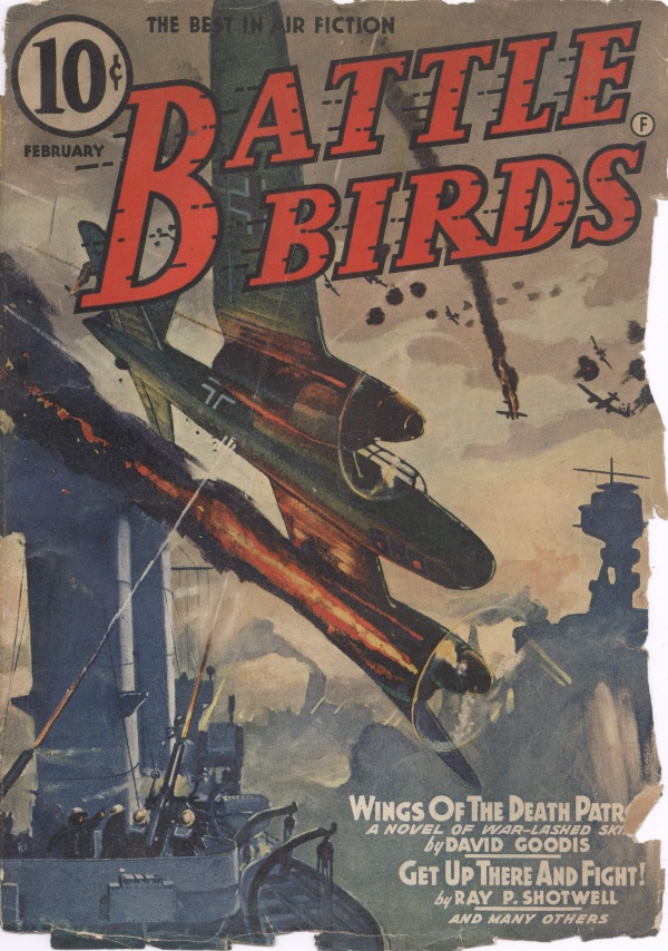 Battle Birds February 1942