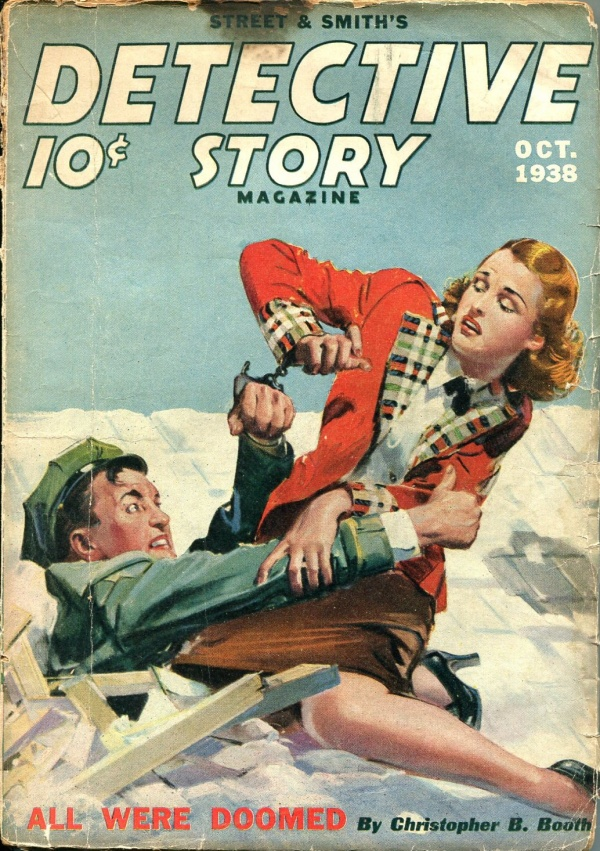 Detective Story October 1938