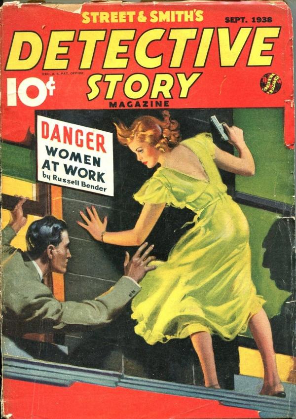 Detective Story September 1938
