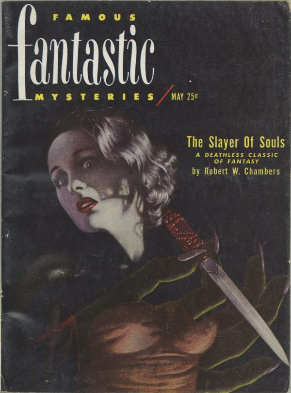 Famous Fantastic Mysteries May 1951