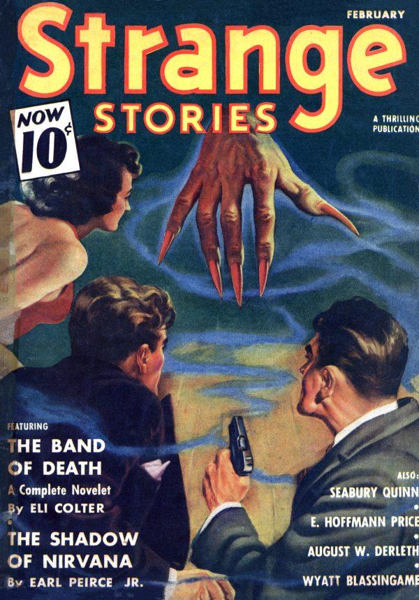 February 1941 Strange Stories