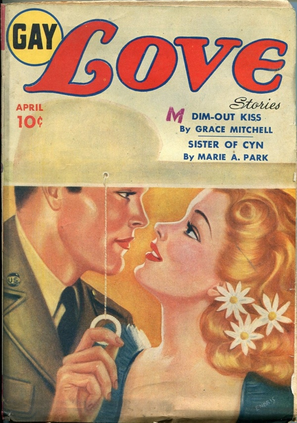 Gay Love April 1943