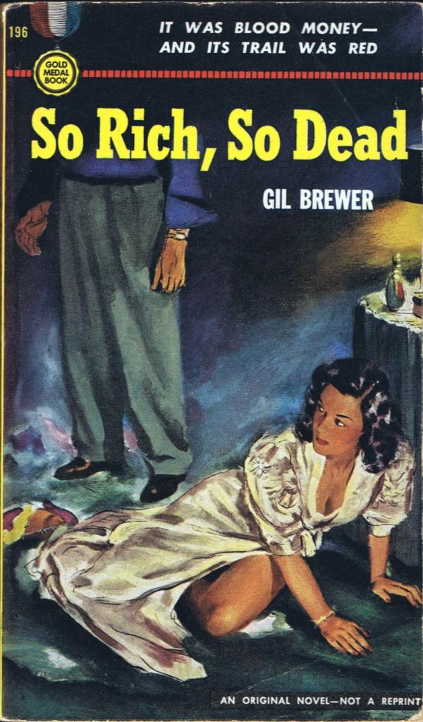 Gold Medal Book #196 1951