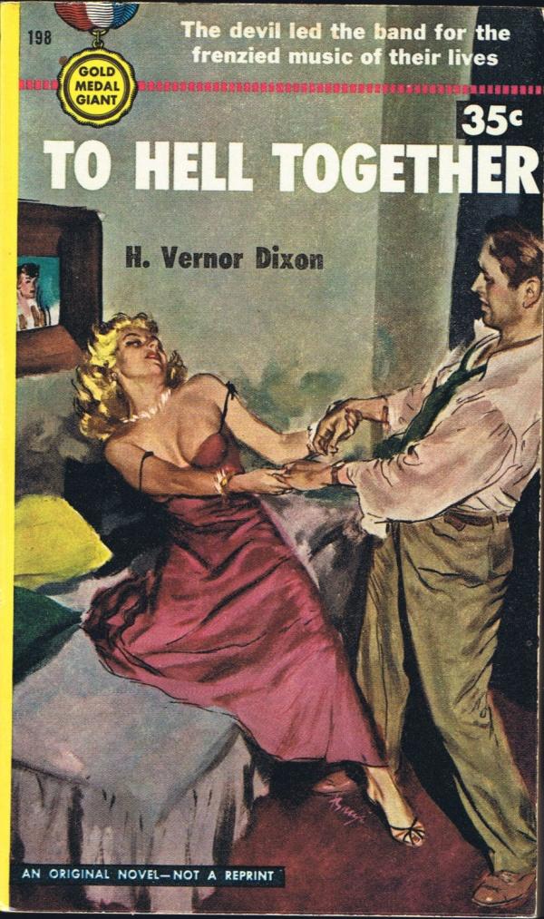 Gold Medal Book #198 1951