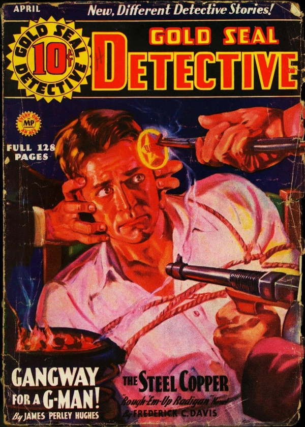 Gold Seal Detective April 1936