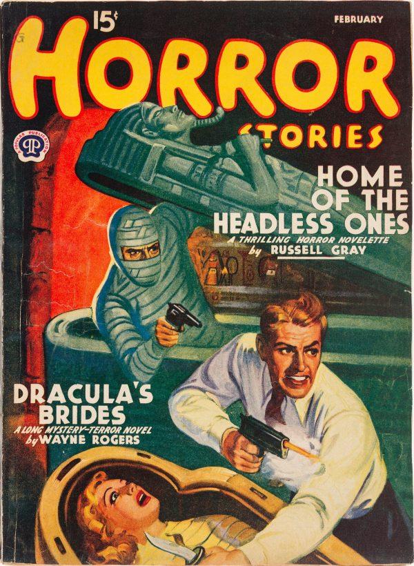 Horror Stories - February 1941
