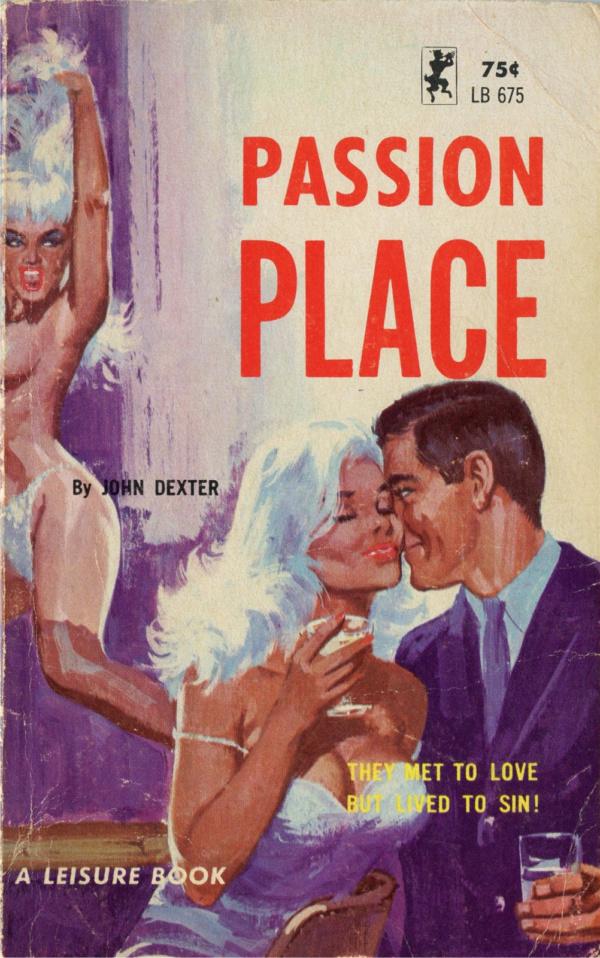 Leisure Books 675 1965