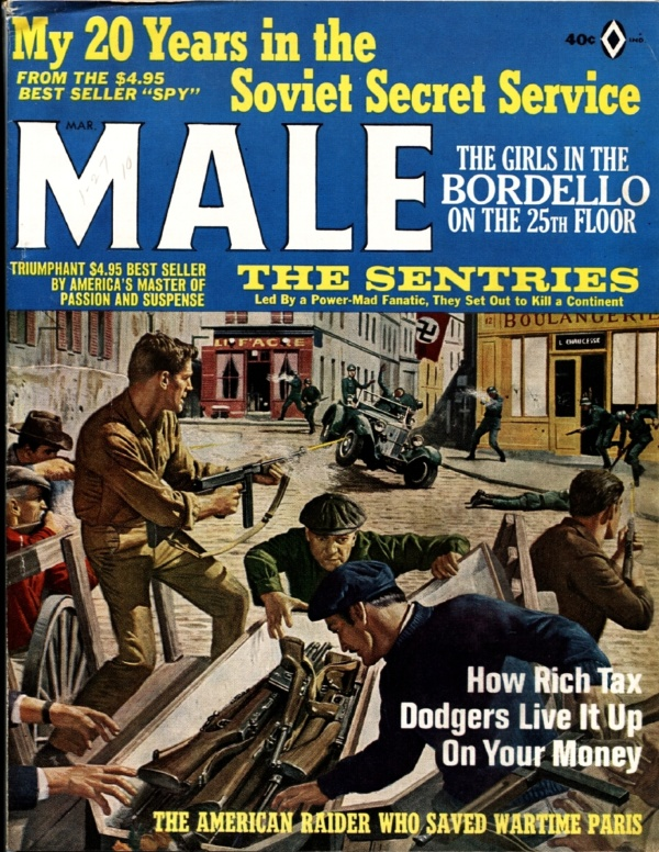 Male March 1966