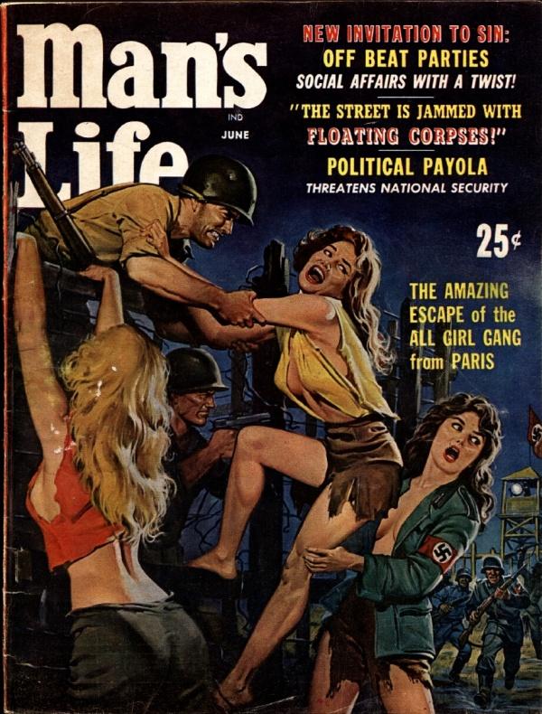 Man's Life June 1960