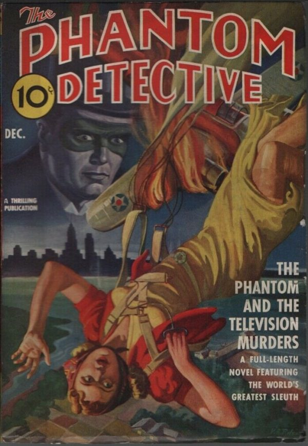 Phantom Detective 1940 December