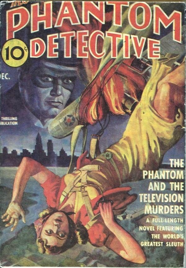 Phantom Detective December 1940